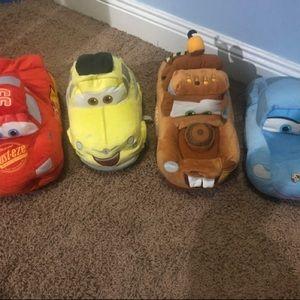 Disney Pixar Cars Pillows